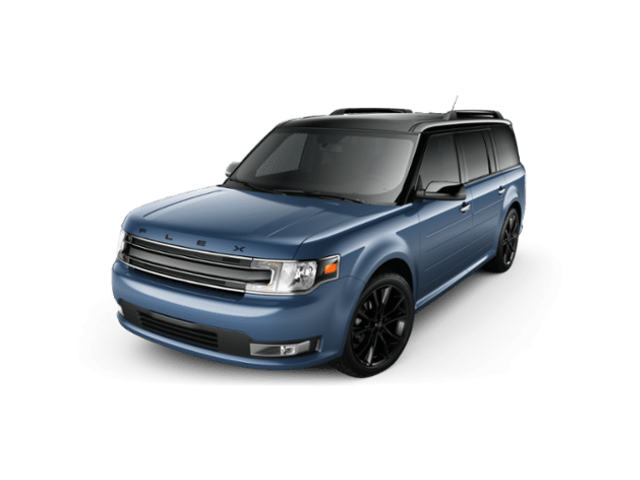 New 2019 Ford Flex SEL Crossover 2FMHK6C84KBA09251 in Rochester, New York, at West Herr Ford of Rochester